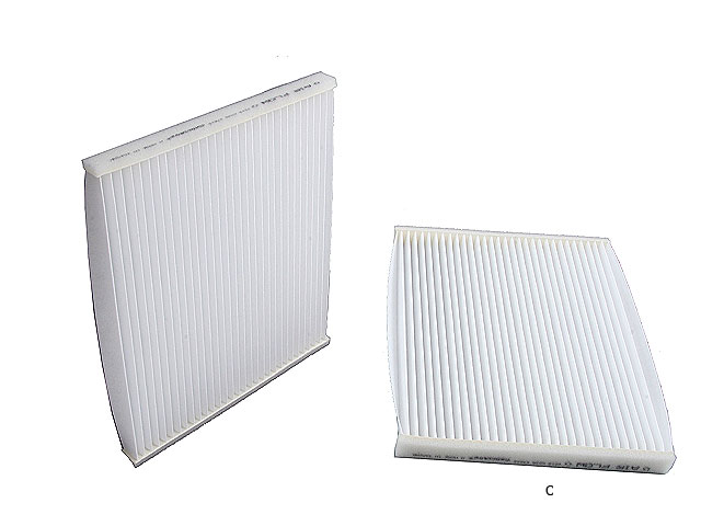 81930009 OPparts Cabin Air Filter