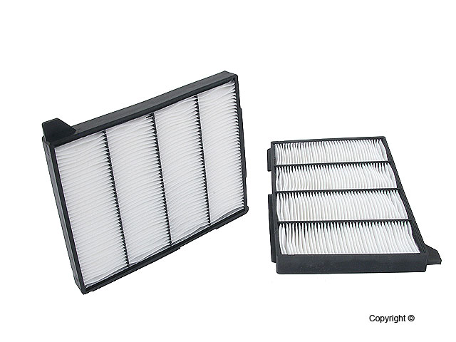81949003 OPparts Cabin Air Filter