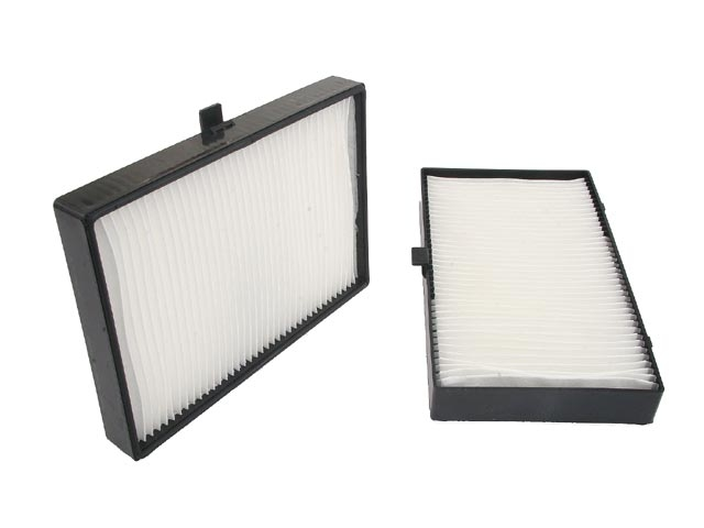 81953001 OPparts Cabin Air Filter; Electrostatic