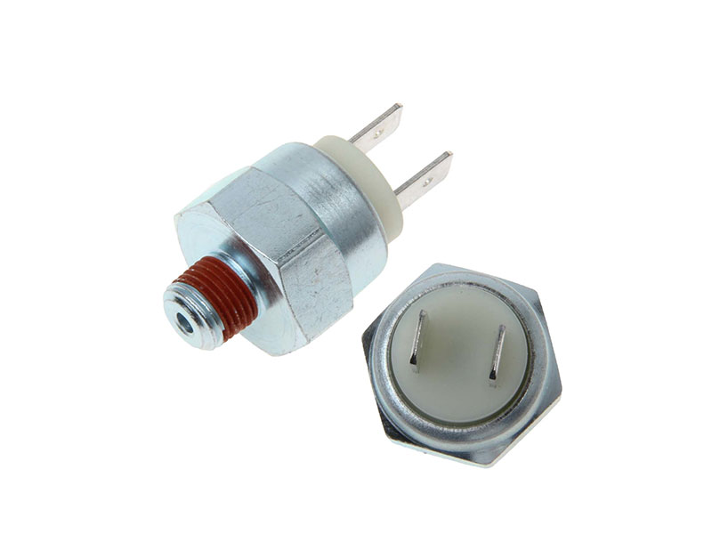 8196600300 Jopex Brake Light Switch; 2 Prong Switch on Master Cylinder