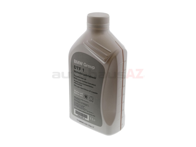 83220397244 Genuine BMW Transfer Case Fluid; TF-0870; GL4 SAE75W; 1 Liter