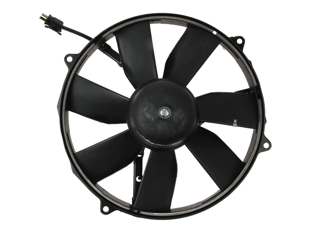 85151 Nissens Engine Cooling Fan Assembly