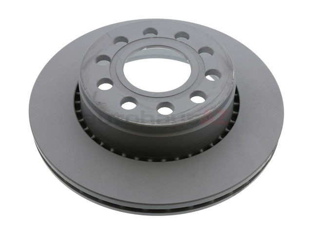 857615601 Zimmermann Coat Z Disc Brake Rotor; Rear; Vented 269x20mm