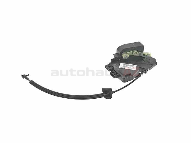8628224 Genuine Volvo Door Lock Assembly; Front Right