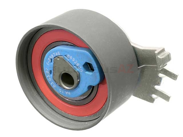 8670484 Ina Timing Belt Tensioner; w/ Mechanical Tensioner
