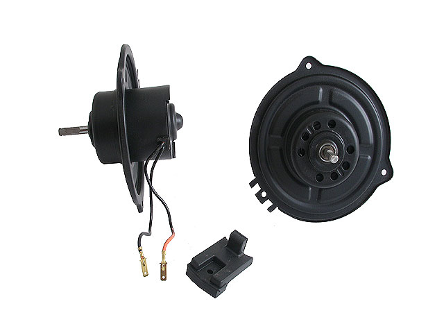 8710389105 Four Seasons Blower Motor; Front