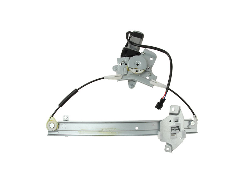 88410163 Hansun Power Window Motor and Regulator Assembly; Rear Right