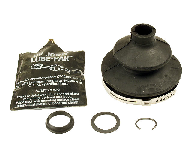 893498203F CRP CV Joint Boot Kit; Rear Outer