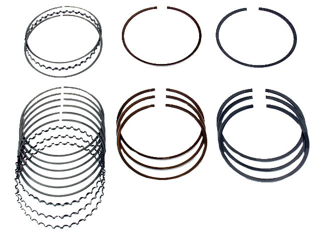 8944056142STD NPR Piston Ring Set