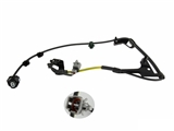 8951660070 Genuine ABS Wheel Speed Sensor Wire Harness; Front Right