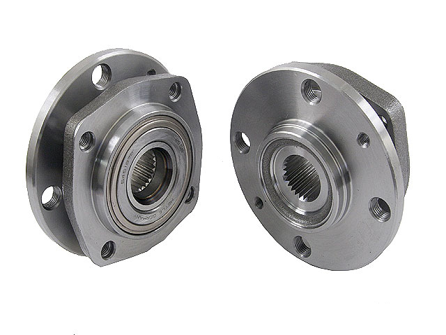 8952996MY Meyle Axle Bearing and Hub Assembly; Front