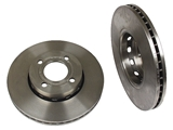 895615301B Brembo Disc Brake Rotor; Front ; Vented 276x25mm 4 Lug