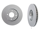 8A0615301C Meyle Disc Brake Rotor; Front; Vented 276x25mm 4 Lug
