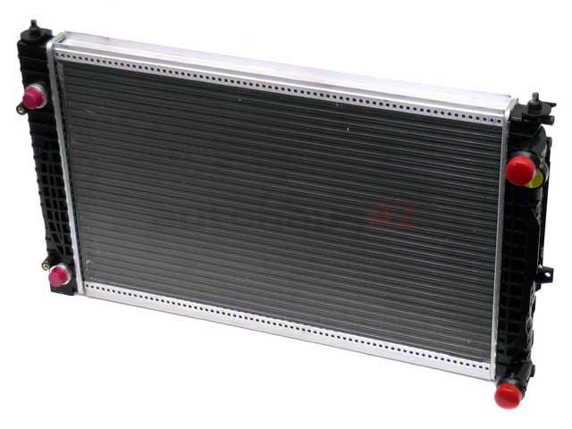 8D0121251BC Mahle Behr Radiator; 630x398mm