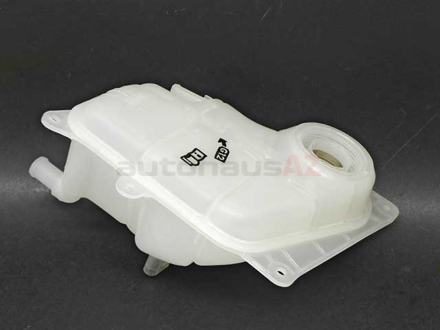 8D0121403L Behr Hella Service Expansion Tank/Coolant Reservoir; With Level Sensor