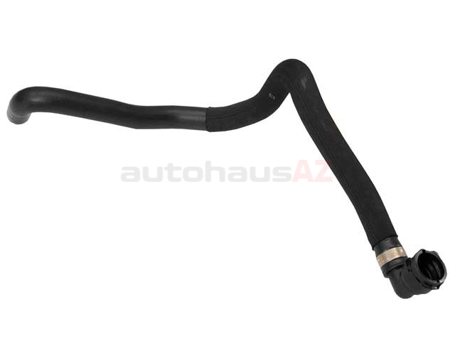 8D0819371AQ Genuine Audi Heater Hose; Feed Hose from Flange to Heater Core