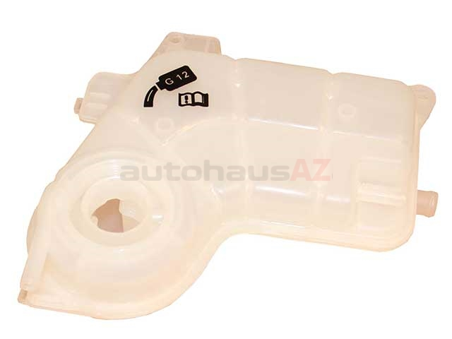 8E0121403A Rein Automotive Expansion Tank/Coolant Reservoir; With Level Sensor