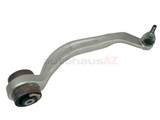 8E0407694AG Febi-Bilstein Control Arm & Ball Joint Assembly; Right Front Lower; Rear Position; Aluminum; 385mm