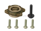 8E0498625A SKF Wheel Bearing Kit; Front Assembly with 82mm OD Bearing