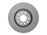8E0615301AD Zimmermann Coat Z Disc Brake Rotor; Front ; Vented 321x30mm; approx. 47mm Overall Thickness including Offset Hat