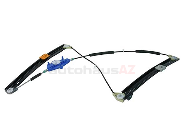 8E0837461C Uro Premium Window Regulator; Front Left, without Motor