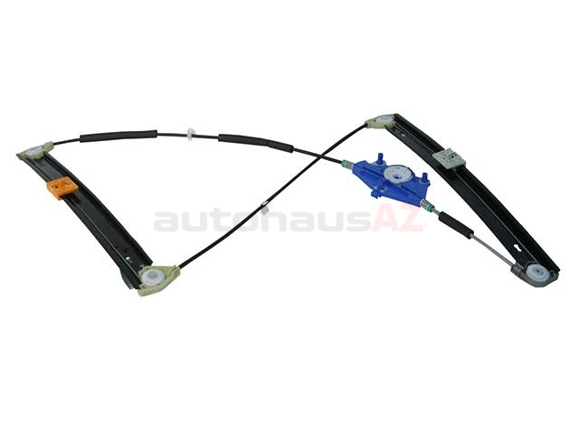 8E0837462C Uro Premium Window Regulator; Front Right, without Motor
