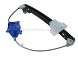 8E0839462C Genuine Audi Window Regulator; Rear Right without Motor