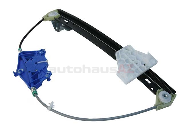 8E0839462CPRM URO Parts Premium Window Regulator; Rear Right