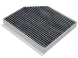 8K0819439A Mann Cabin Air Filter; With Activated Charcoal