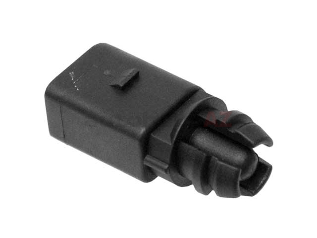 8Z0820535 Rein Automotive Ambient (Outside) Temperature Sensor; At Front Bumper Cover