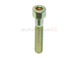 90006709002 O.E.M. Clutch Pressure Plate Bolt; Mounting Bolt 8x42mm; Pressure Plate to Flywheel
