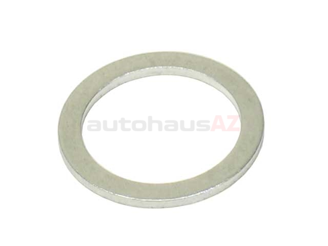 90012310630 Fischer & Plath Metal Seal Ring / Washer; 18x24X1.5mm; Aluminum