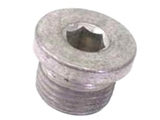 90021902031 German Oil Drain Plug; M18x1.5mm