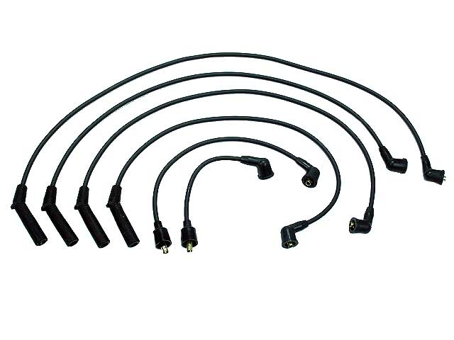90537006 OPparts Spark Plug Wire Set