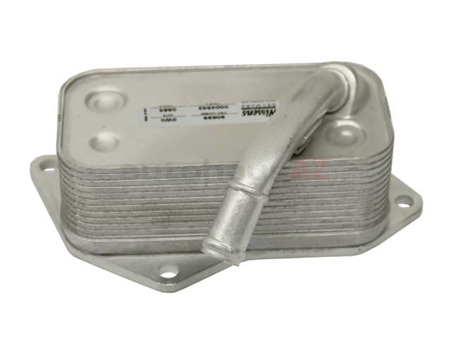 90689 Nissens Oil Cooler; At Oil Filter Housing
