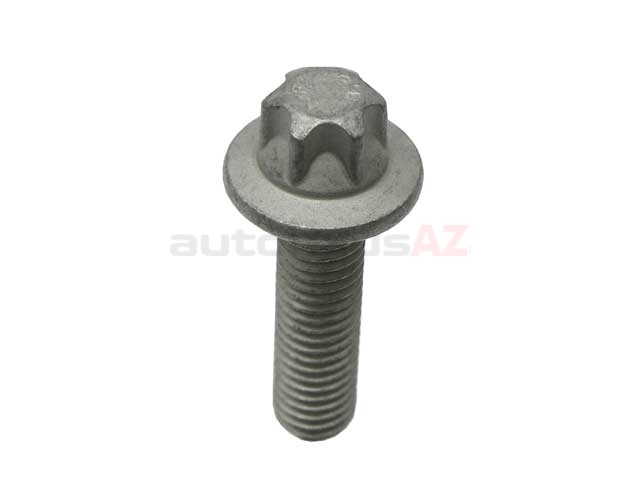 910143008003 Genuine Mercedes Cylinder Head Bolt; M8 x 30mm