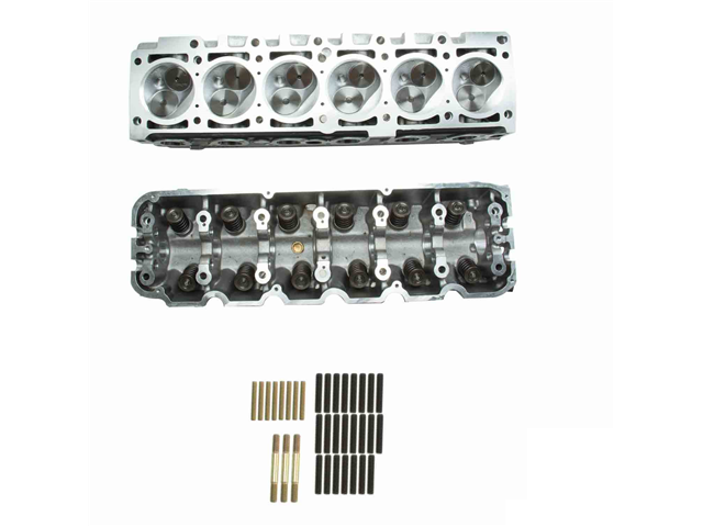 910165 AMC New Cylinder Head; Complete with Valves