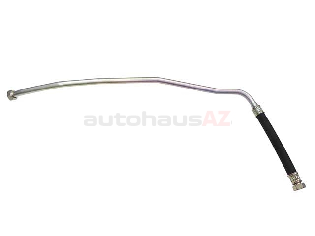 91110774310 German Oil Hose/Line; Oil Crossover Pipe to Regulator/Thermostat Assembly
