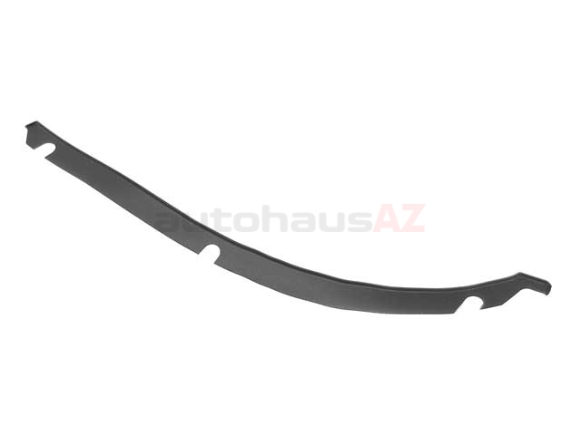 91150318501 O.E.M. Fender Seal; Rear Left Seal; Quarter Panel Extension to Body