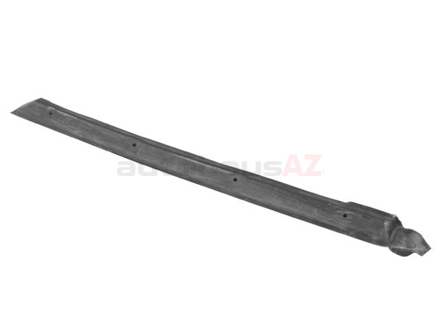 91156120600 OE Supplier Convertible Top Seal; Roof Seal, Lateral