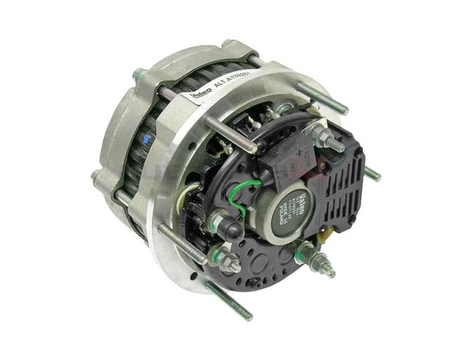 91160312000 Valeo Alternator; 50 Amp with Internal Regulator; New