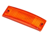 91163191600 Genuine Porsche Turn Signal Light; Front Lens