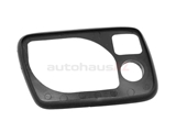 91173124700 Genuine Porsche Door Mirror Base Gasket; Left Exterior Power Mirror