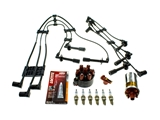 911TUNEUP2KIT AAZ Preferred Ignition Tune-Up Kit; Cap, Rotor, Coil, Wire Set and Spark Plugs: KIT