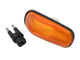 9124132E Professional Parts Sweden Side Marker Light; Front Left or Right
