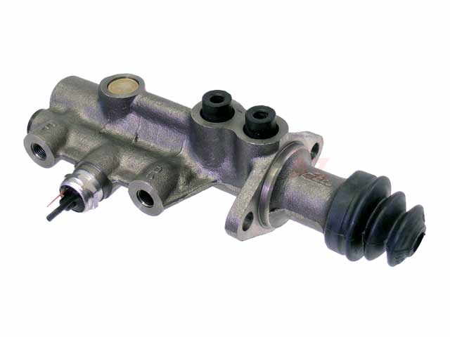 91435501200 ATE Brake Master Cylinder; With Single Pole Switch