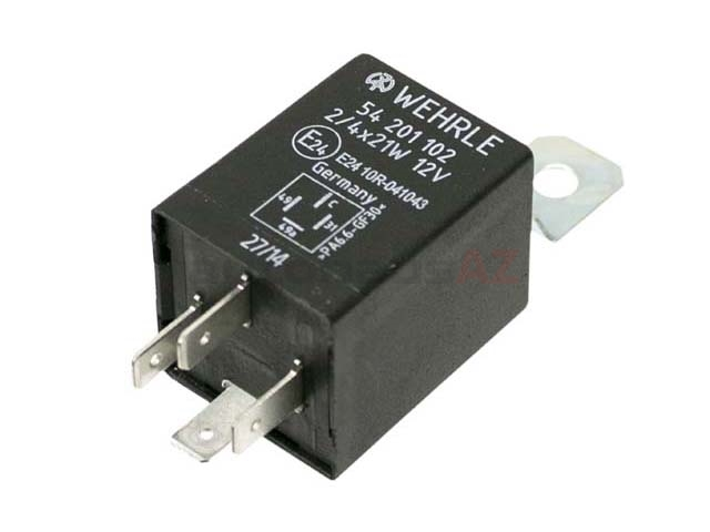 91461830311 Wehrle Turn Signal/Flasher Relay; 4 Prong