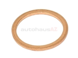 915035000025 Fischer & Plath Metal Seal Ring / Washer; Copper; 26x32mm