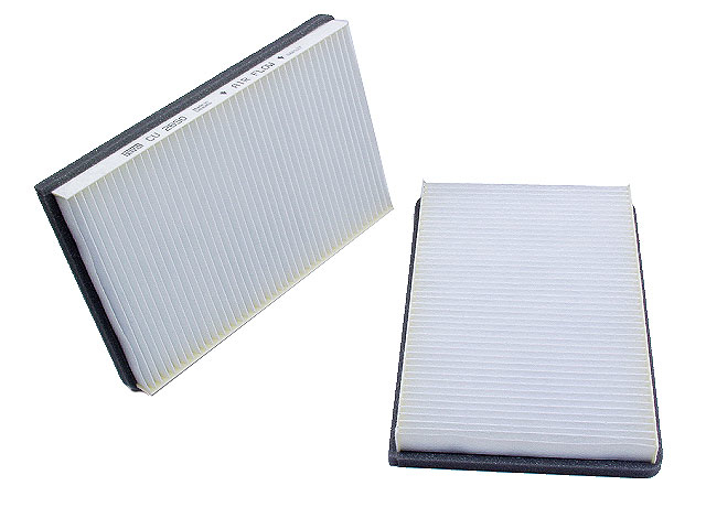9171296 Mann Cabin Air Filter; Standard Version