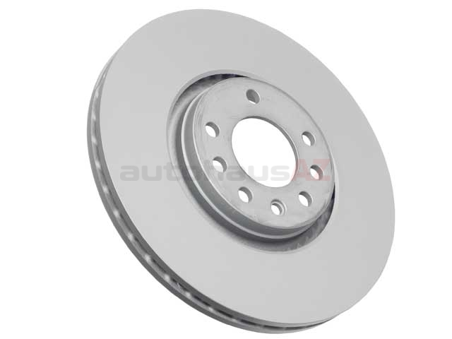 9184405Z Zimmermann Coat Z Disc Brake Rotor; Front
